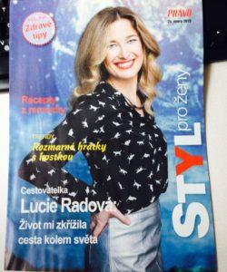 Lucie Radová Slyl pro ženy