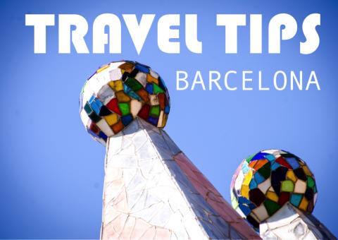 Barcelona cestovatelske rady a tipy