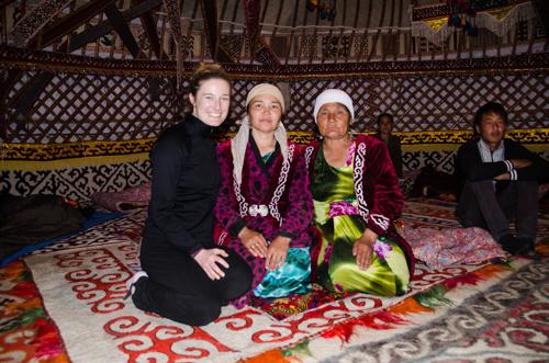 Luckycesta.cz a tádžické ženy