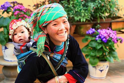 SaPa Hmongové mají děti už v 15 letech