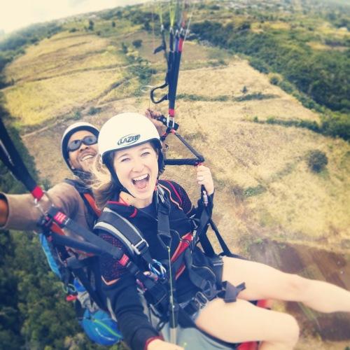 Réunion Paragliding St. Leu