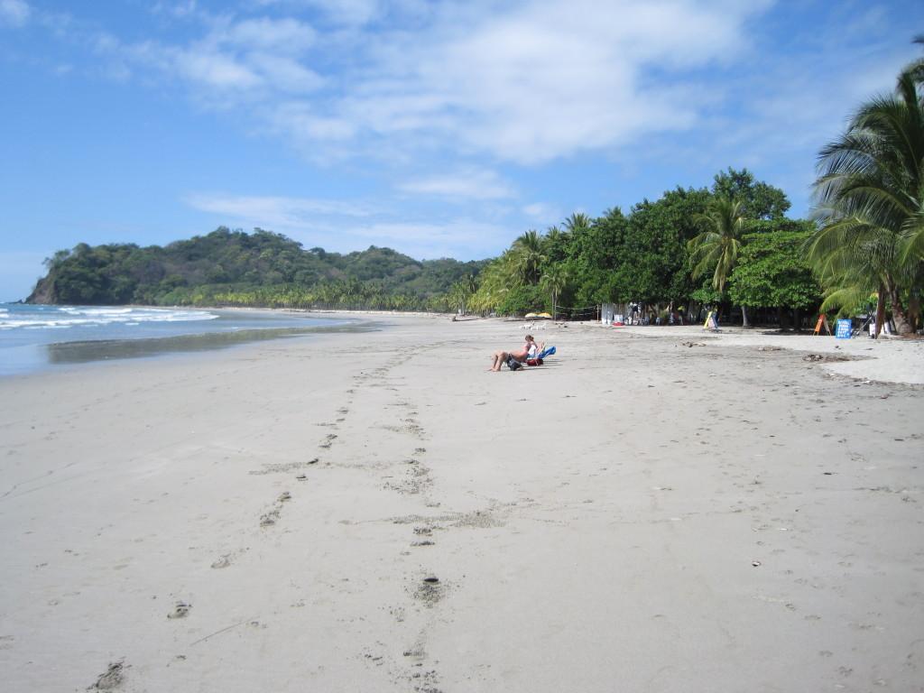 Kostarika Playa Samara