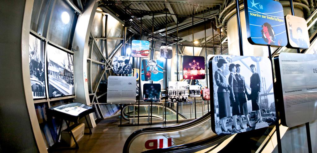 Atomium výstava