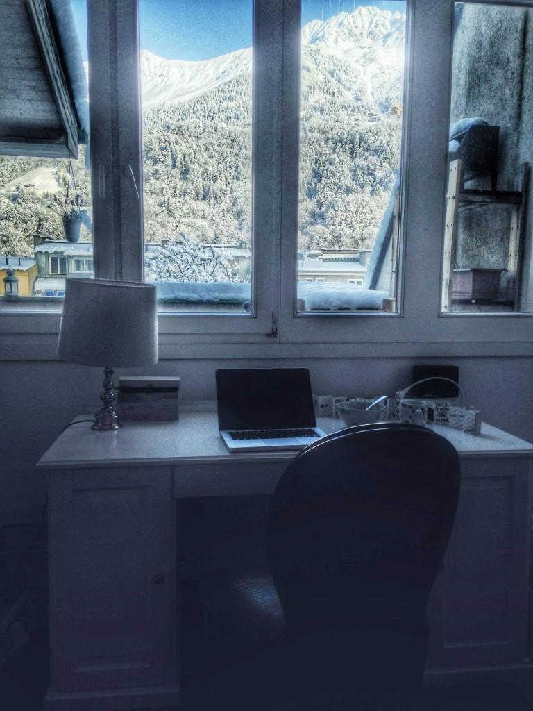 Skvělé levné ubytování v Innsbrucku