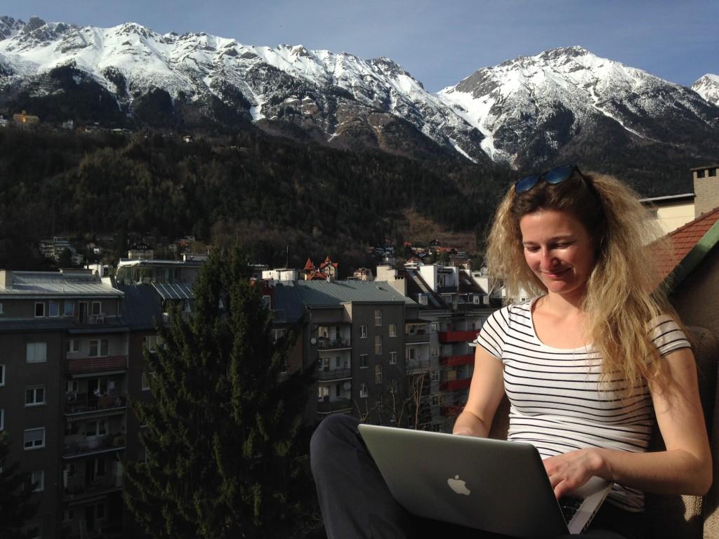 Innsbruck kancelář