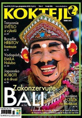 Koktejl Radová Bali