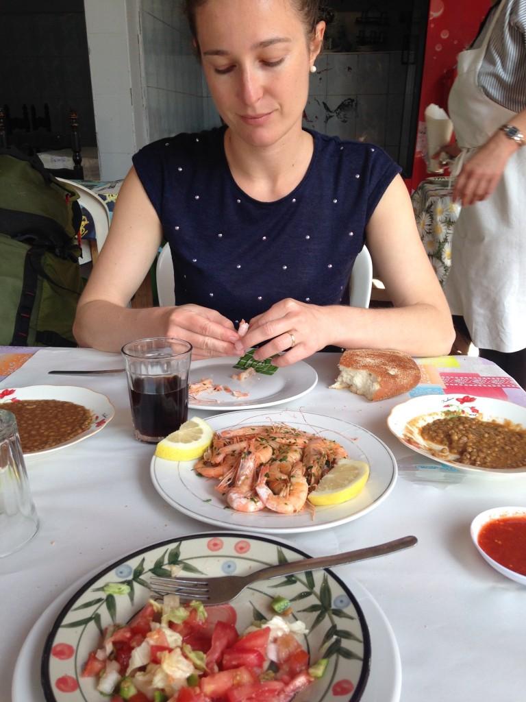Marocký oběd.